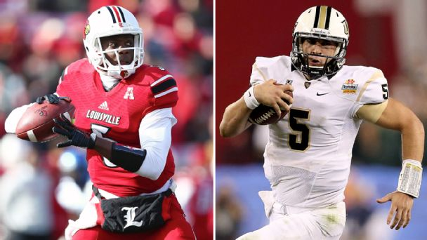Teddy Bridgewater, Blake Bortles