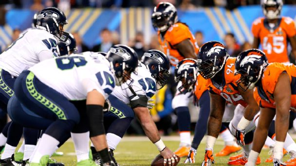 Seattle Seahawks and Denver Broncos