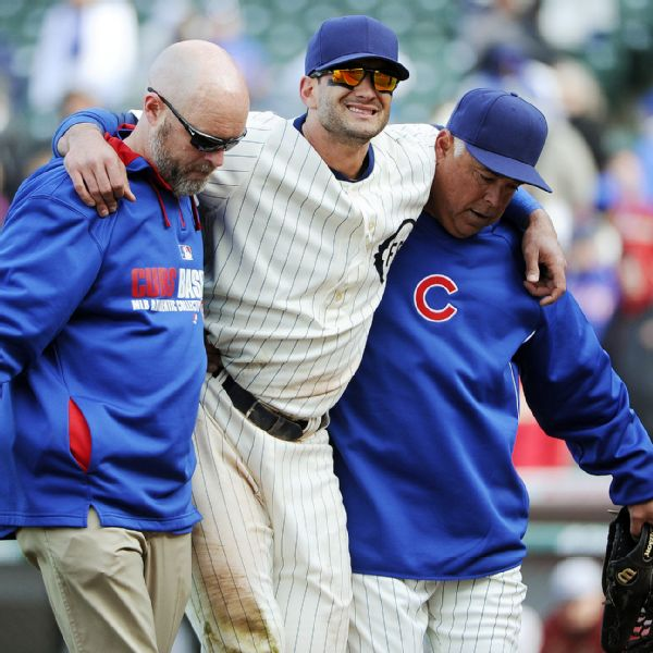 Chicago Cubs Place Justin Ruggiano On Disabled List
