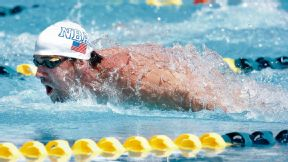 Michael Phelps has laid out a training program leading up to the two biggest events of 2014.