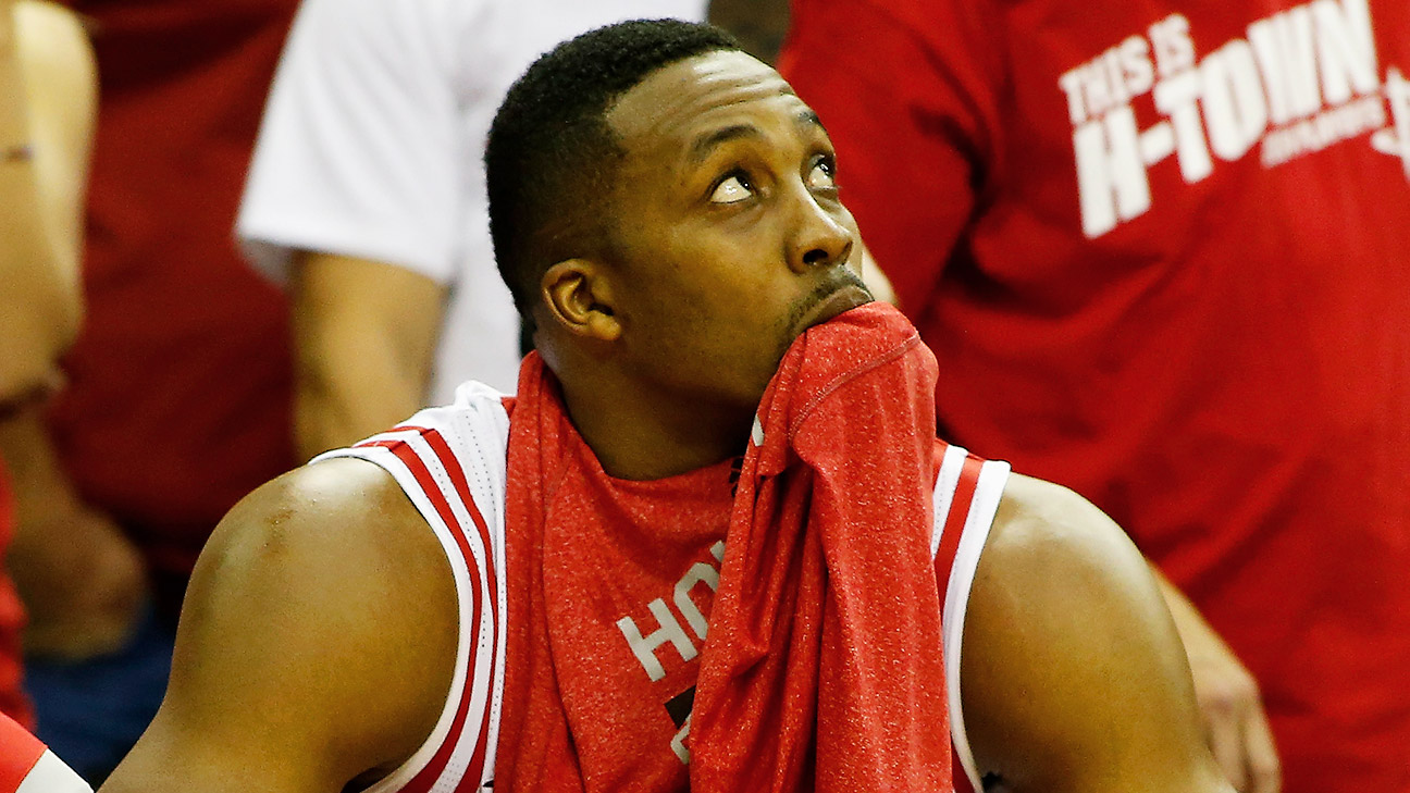 Dwight Howard: 2014 NBA Playoffs: Dwight Howard Reflects With Season On Brink