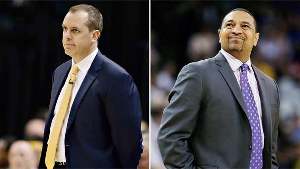 Frank Vogel and Mark Jackson