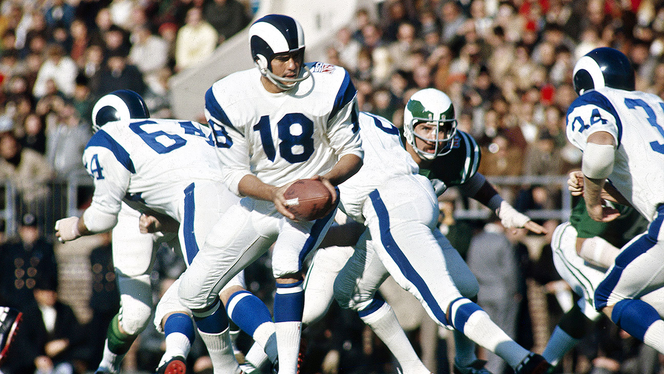 the history of the rams in the 1930s Discover the history of the nfl draft and the specifics of each draft year here at the pro football hall of fame.