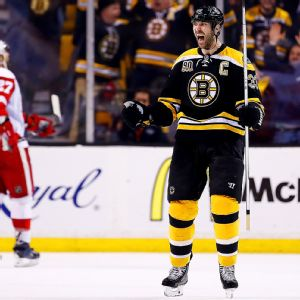 Zdeno Chara, Reilly Smith