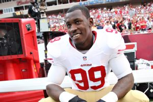 Aldon Smith afirma mantenerse sobrio con SF