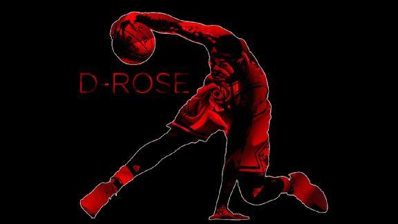 Derrick Rose Image