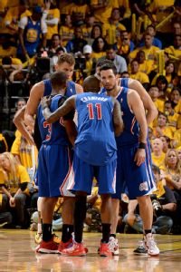 Clippers Huddle