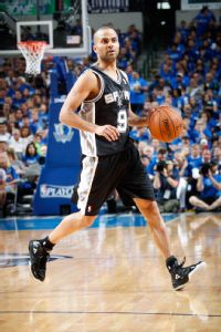 Spurs' Parker ready for Game 1 of Finals