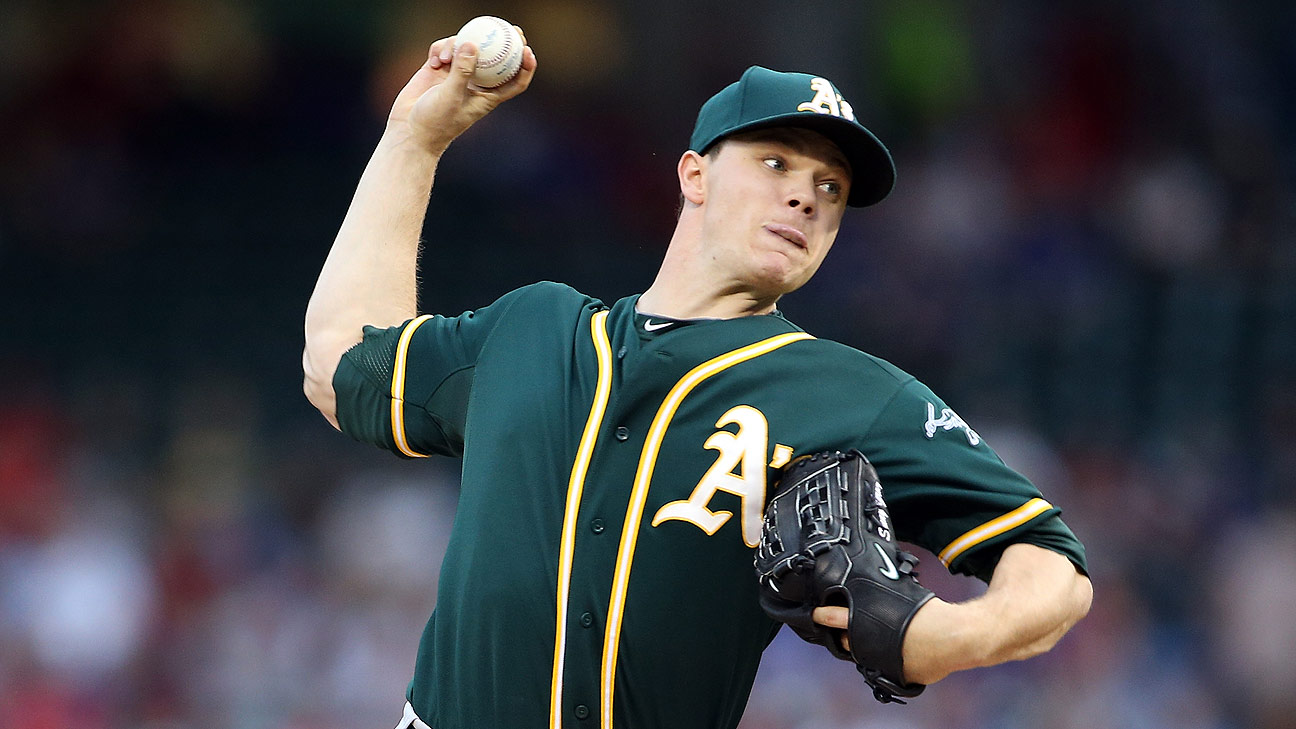 The 'legend' of Oakland Athletics pitcher Sonny Gray is ...