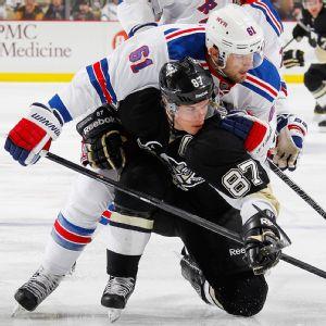 Rick Nash, Sidney Crosby