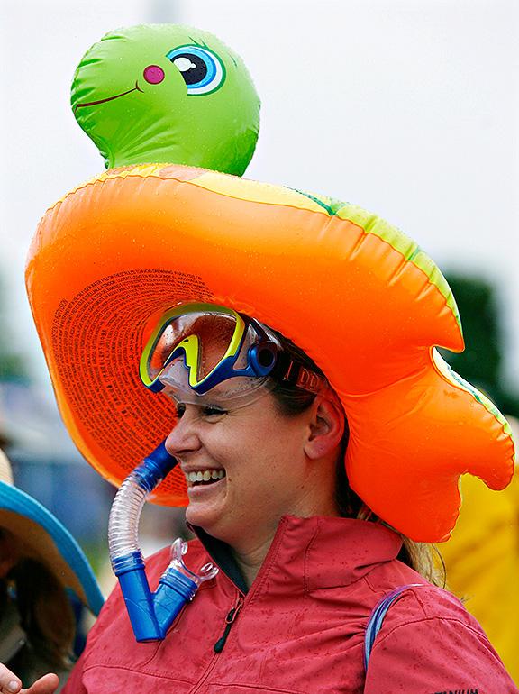 Derby Hat - Beach Toy