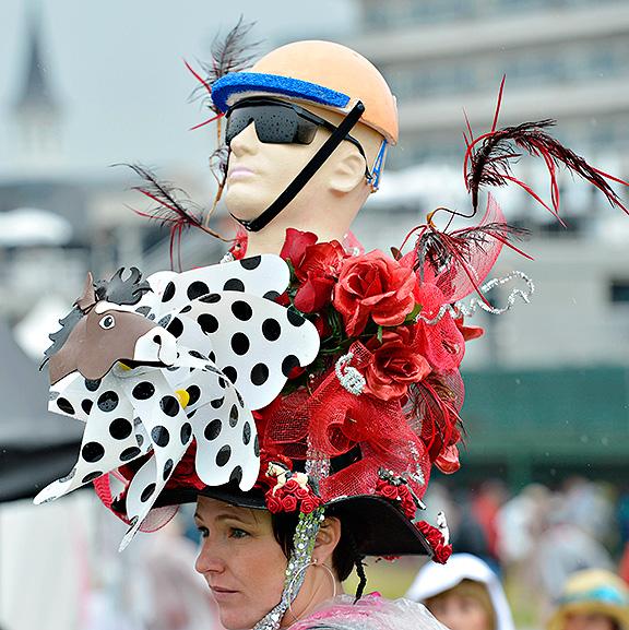 Derby Hat - Mannequin