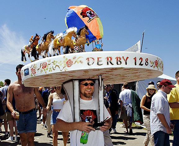 Derby Hat - Tony