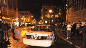 Montreal riots