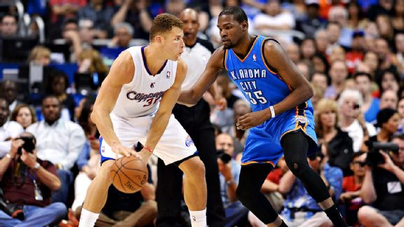 Griffin and Durant