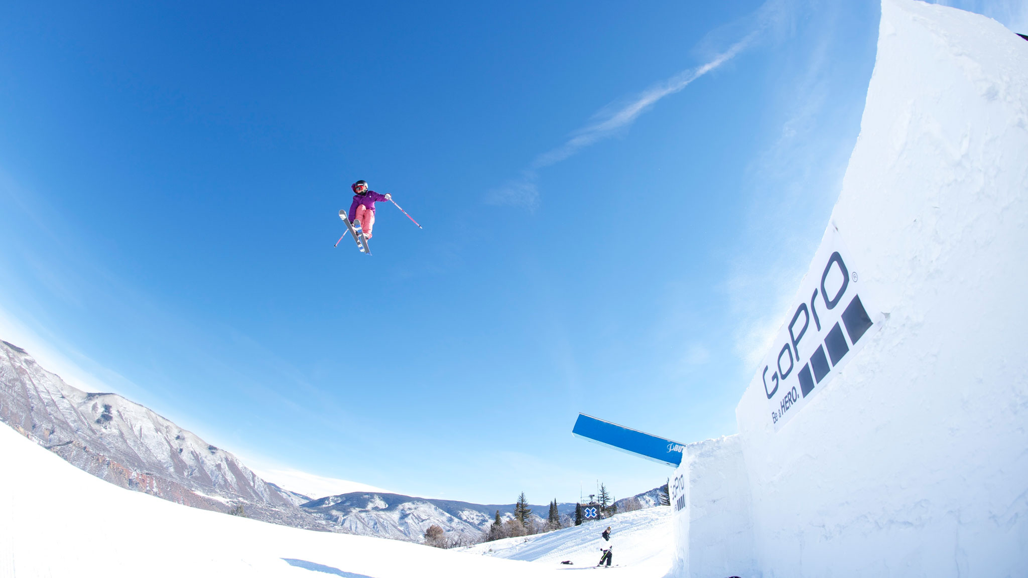 Dara Howell hasn't claimed an X Games victory yet, but she does have an Olympic gold medal.
