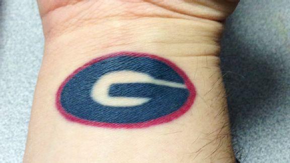 Matthew Fortson tattoo