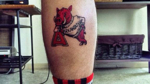 kyle gibbins tattoo