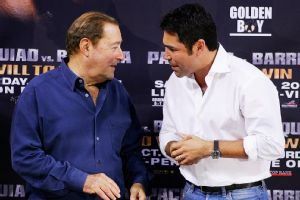 Bob Arum, Oscar De La Hoya