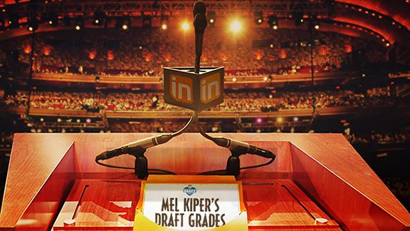 Mel Kiper's Draft Grades