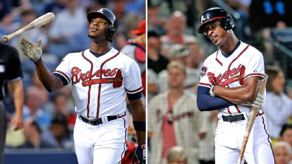 Justin and B.J. Upton rank among th