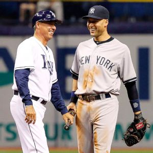 Derek Jeter, Tom Foley