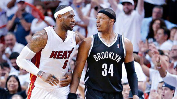 Nets/Heat