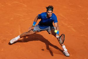 The path to the French Open title for Rafael Nadal may include foes who have already beaten him on clay this season.