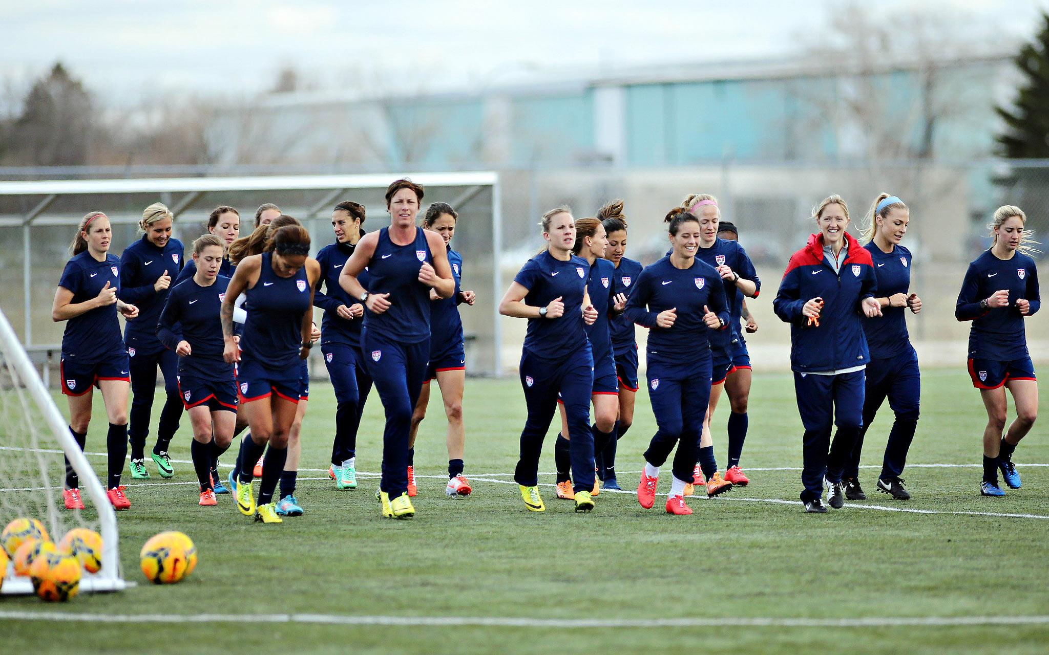 Usa Soccer Team Women USA Women's National S...