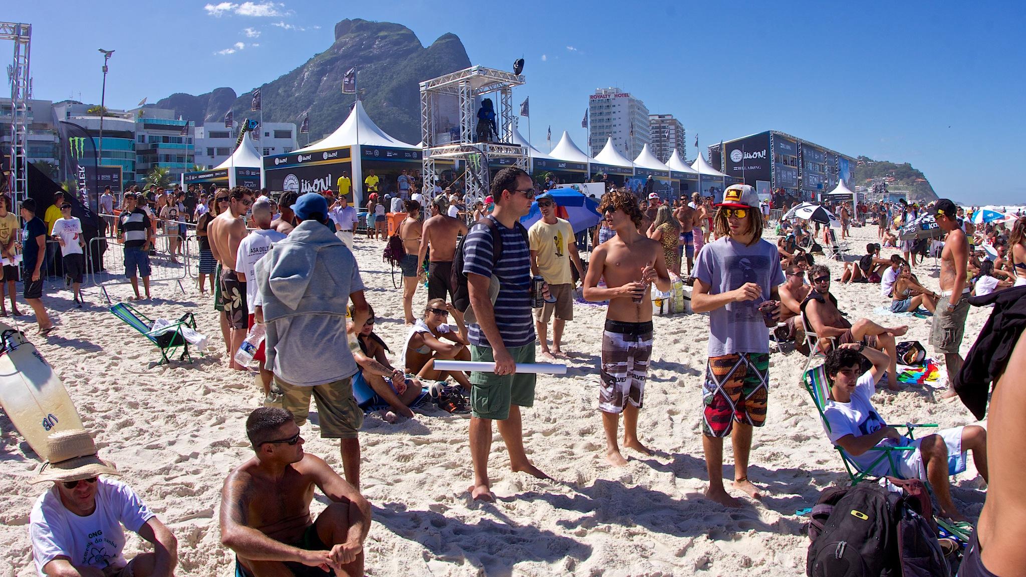 WCT no Rio de Janeiro