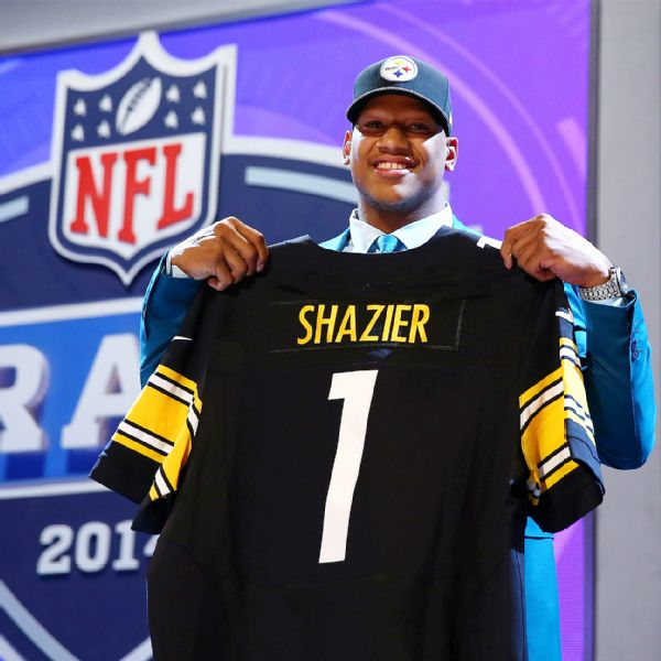 Pittsburgh Steelers Ryan Shazier
