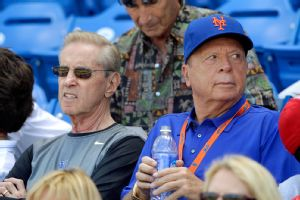 Fred Wilpon and Saul Katz