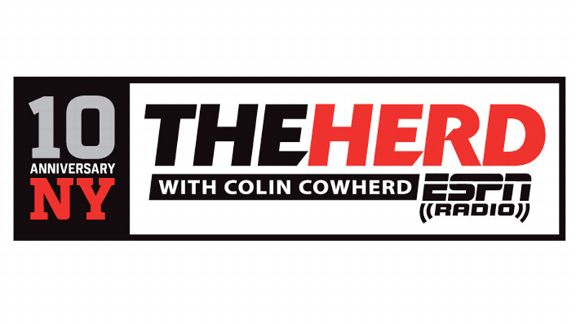 The Herd's 10th anniversary logo