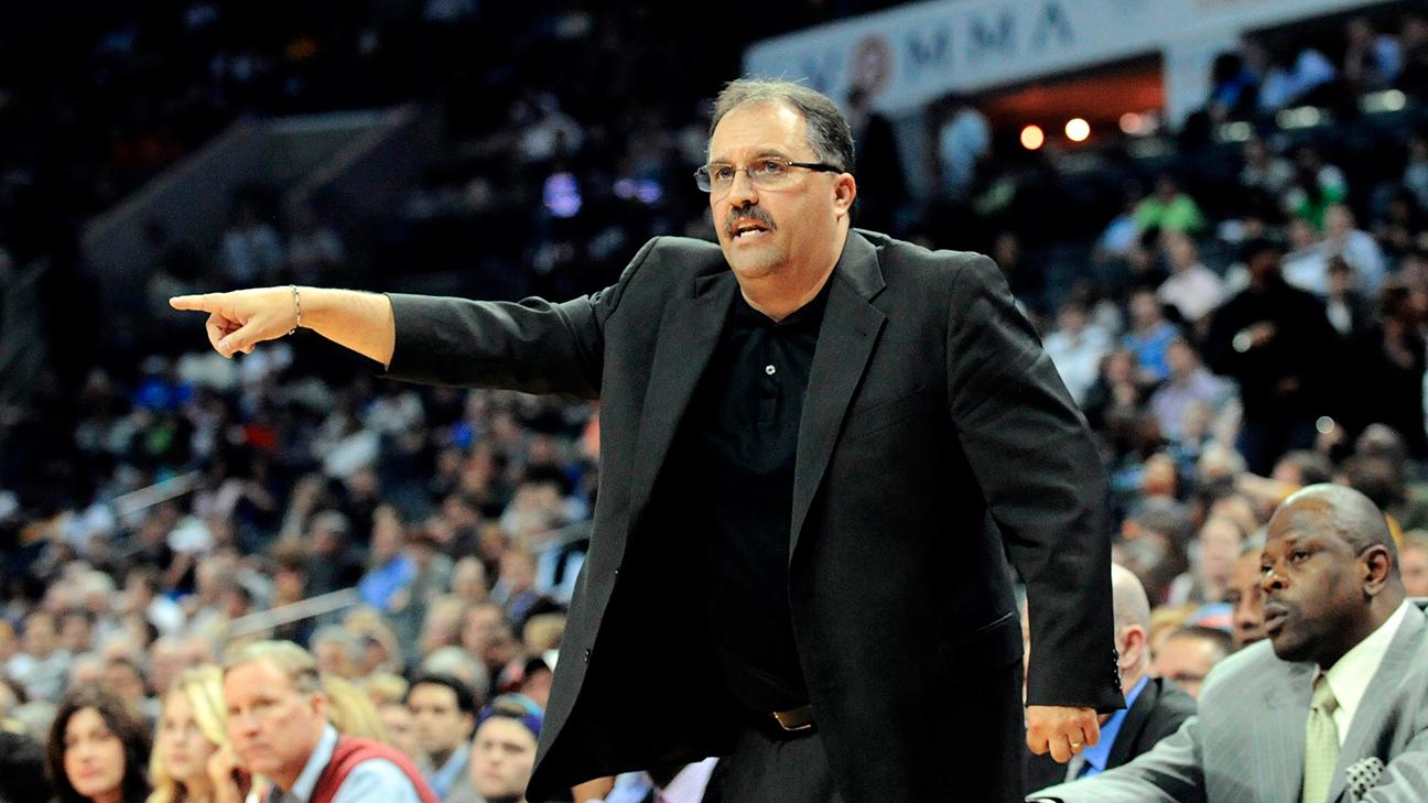 Stan Van Gundy Pistons Stan Van Gundy è il Nuovo
