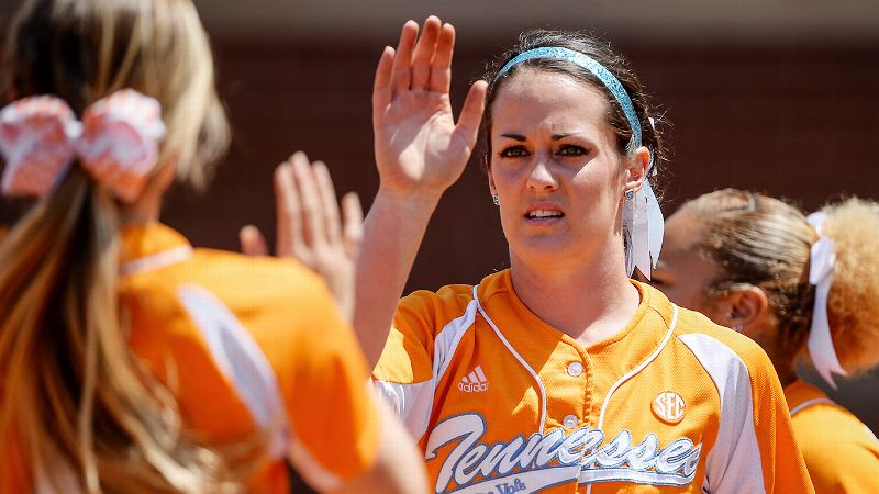 Tennessee is hosting regionals and opens Friday night with Charleston Southern.