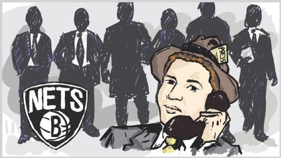 Stein Scoop:Nets