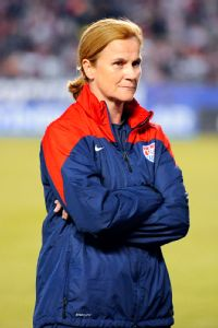 Jill Ellis' biggest test as the U.S. women's coach might be how she manages the team's strong personalities.