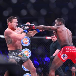Michael Chandler and Will Brooks