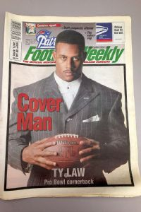 Ty Law cover