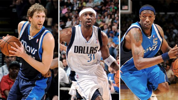 Nowitzki, Terry, Howard