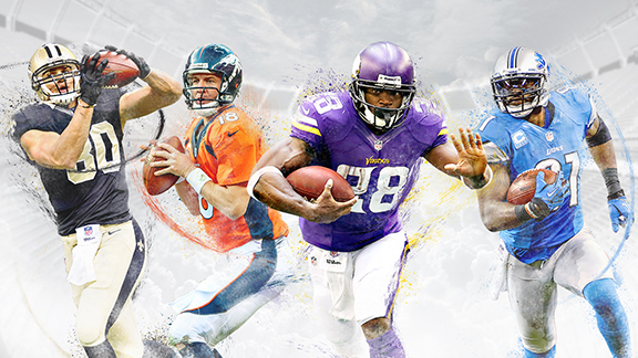 Fantasy Football Preview Illustration