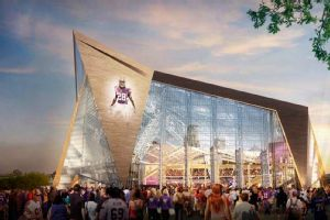 Vikings Stadium rendering