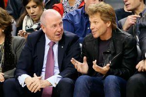 Larry Tanenbaum, Jon Bon Jovi