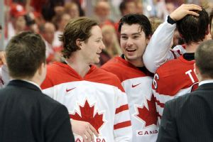 Duncan Keith and Drew Doughty