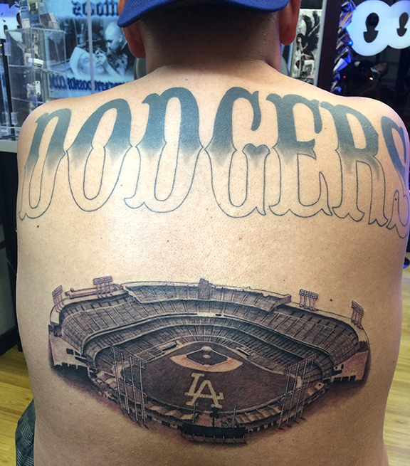 Fans Show True Colors With Team Tattoos Sportsnation Espn