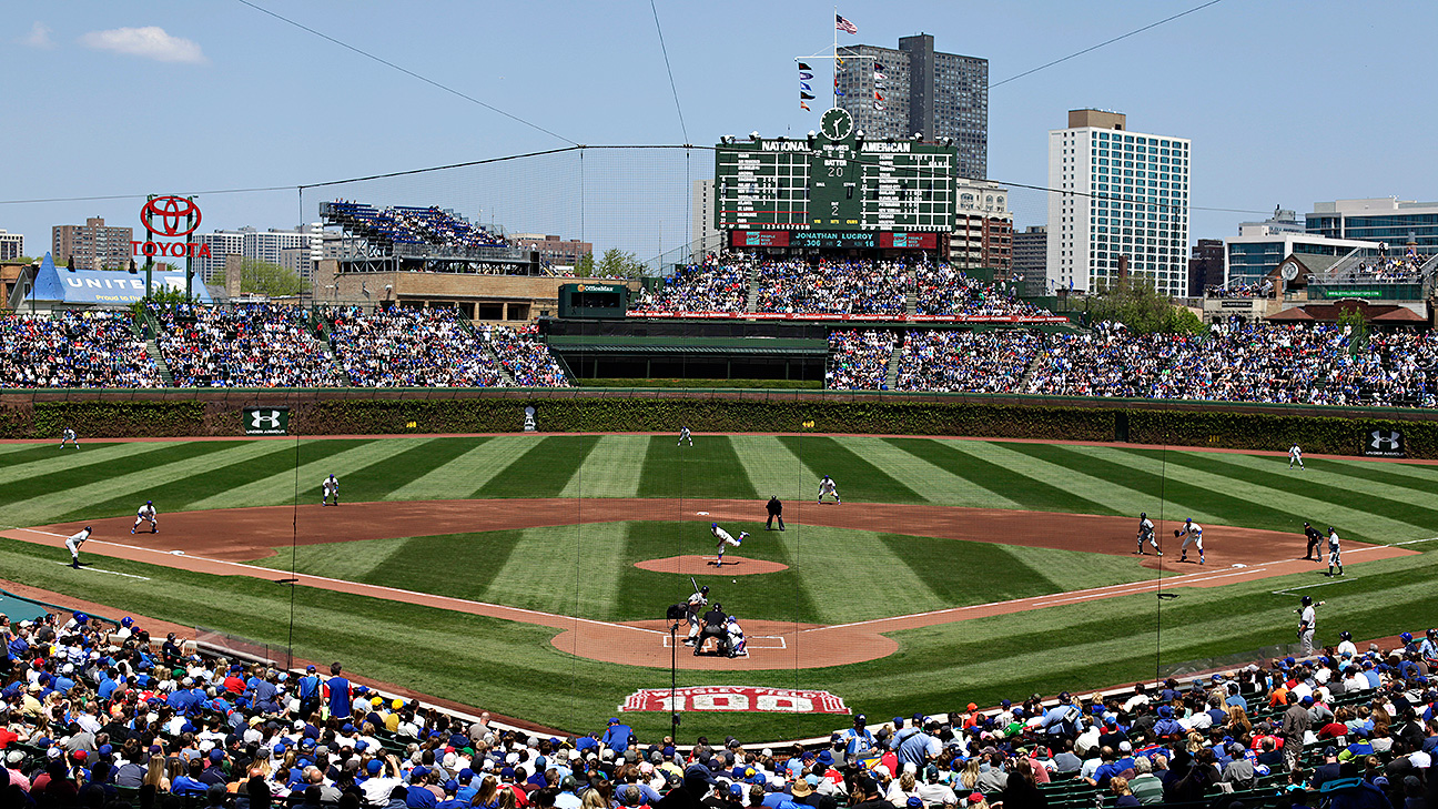 Wrigley Field Large Pictures 113
