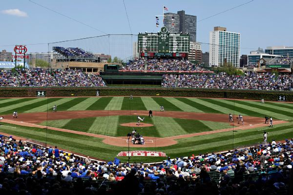 AP Photo/Kiichiro Sato The Cubs Say Improvements To Wrigley Field Are  Needed To Put The Team On A Level Playing Field With The Rest Of Baseball. Part 40
