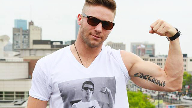 Edelman Calls #checkmate On The Gronkowski Endless T Shirt Battle    SportsNation   ESPN