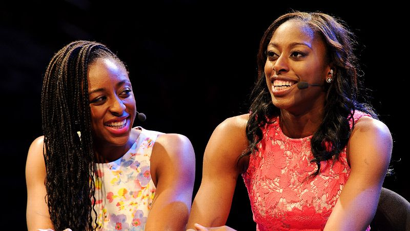 As teammates in both high school and college, sisters Nneka and Chiney Ogwumike never had to battle each other as opponents. Until now that is when Los Angeles visits Connecticut on Sunday.