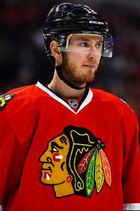 Chicago Blackhawks Hockey Clubhouse - ESPN